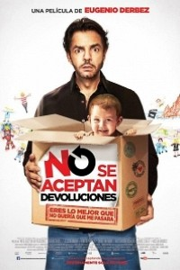 Caratula, cartel, poster o portada de No se aceptan devoluciones
