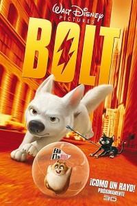 Caratula, cartel, poster o portada de Bolt