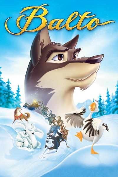 Caratula, cartel, poster o portada de Balto: La leyenda del perro esquimal