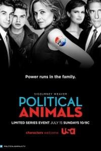 Caratula, cartel, poster o portada de Political Animals