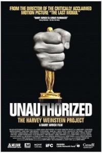 Caratula, cartel, poster o portada de Biografía no autorizada de Harvey Weinstein