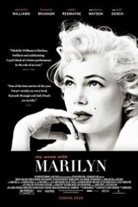 Caratula, cartel, poster o portada de Mi semana con Marilyn
