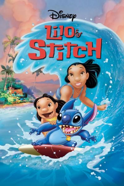 Caratula, cartel, poster o portada de Lilo & Stitch
