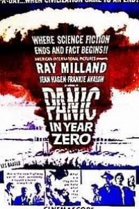 Caratula, cartel, poster o portada de Pánico infinito
