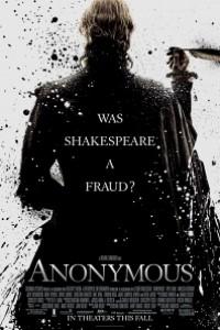 Caratula, cartel, poster o portada de Anonymous