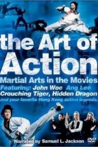 Caratula, cartel, poster o portada de The Art of Action: Martial Arts in the Movies