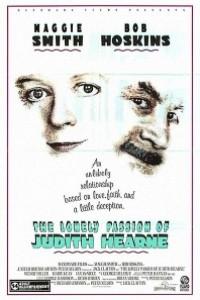 Caratula, cartel, poster o portada de La solitaria pasión de Judith Hearne
