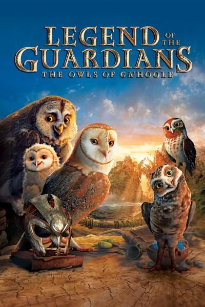 Caratula, cartel, poster o portada de Ga\'Hoole: La leyenda de los guardianes