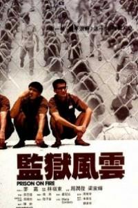 Caratula, cartel, poster o portada de Prisión en llamas