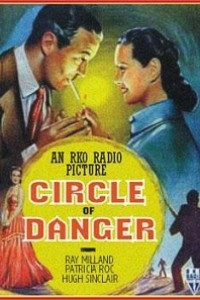 Caratula, cartel, poster o portada de Círculo de peligro