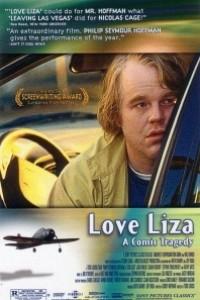 Caratula, cartel, poster o portada de Con amor, Liza
