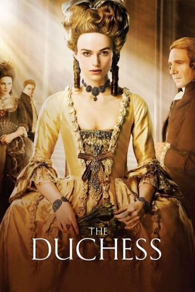 Caratula, cartel, poster o portada de La duquesa