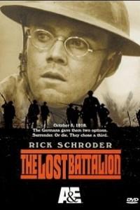 Caratula, cartel, poster o portada de El batallón perdido