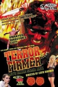 Caratula, cartel, poster o portada de Terror Firmer