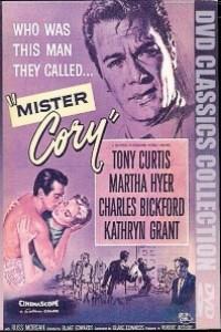 Caratula, cartel, poster o portada de El temible Mister Cory