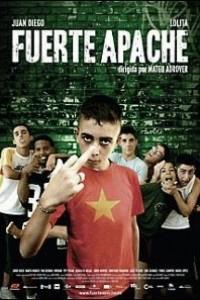 Caratula, cartel, poster o portada de Fuerte Apache