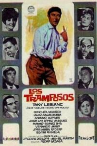 Caratula, cartel, poster o portada de Los tramposos