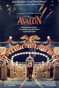 Caratula, cartel, poster o portada de Avalon