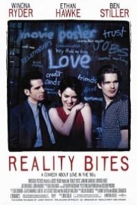 Caratula, cartel, poster o portada de Reality bites (Bocados de realidad)