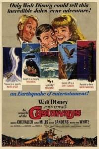 Caratula, cartel, poster o portada de Los hijos del capitán Grant