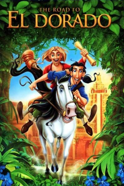 Caratula, cartel, poster o portada de La ruta hacia El Dorado