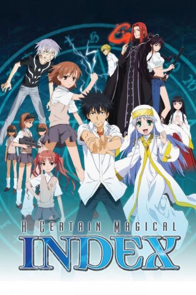 Caratula, cartel, poster o portada de A Certain Magical Index
