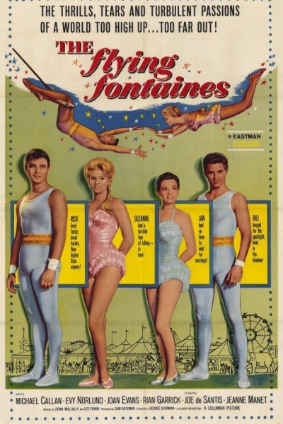 Caratula, cartel, poster o portada de The Flying Fontaines