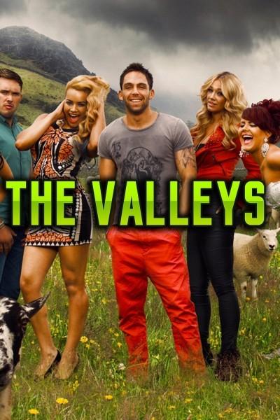 Caratula, cartel, poster o portada de The Valleys