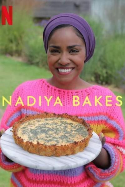Caratula, cartel, poster o portada de Nadiya Bakes