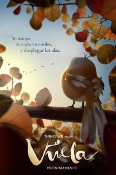 Caratula, cartel, poster o portada de Vuela