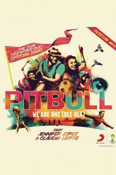 Caratula, cartel, poster o portada de Pitbull Feat. Jennifer Lopez & Claudia Leitte: We Are One (Ole Ola) (Vídeo musical)