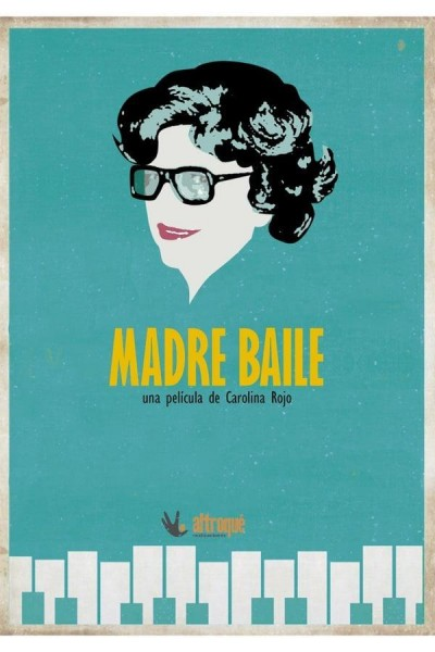 Caratula, cartel, poster o portada de Madre baile