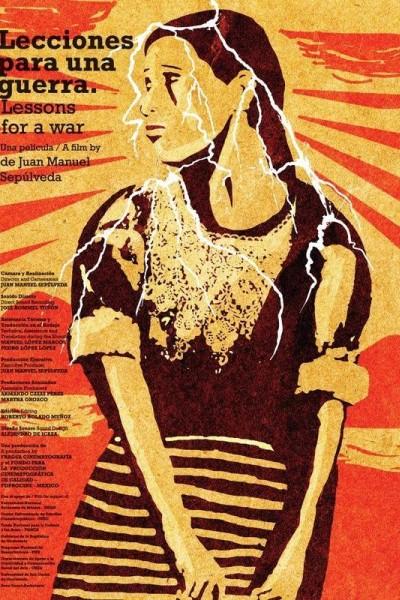 Caratula, cartel, poster o portada de Lecciones para una guerra