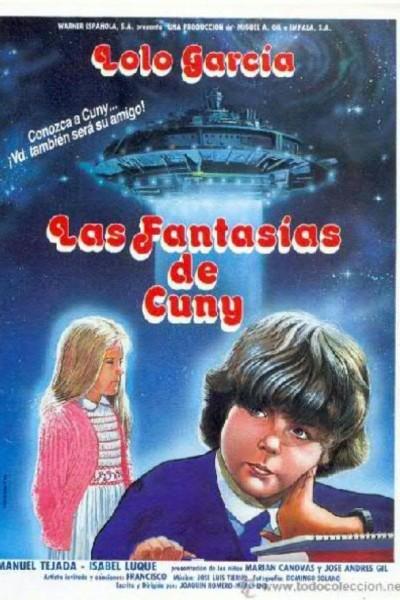 Caratula, cartel, poster o portada de Las fantasías de Cuny