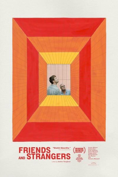 Caratula, cartel, poster o portada de Friends and Strangers