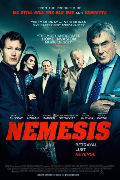 Caratula, cartel, poster o portada de Nemesis