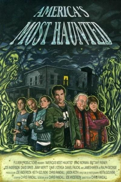 Caratula, cartel, poster o portada de America\'s Most Haunted