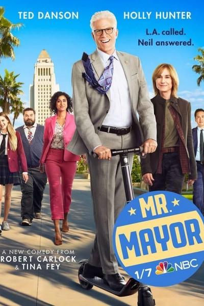 Caratula, cartel, poster o portada de Mr. Mayor