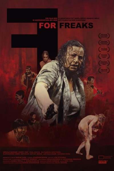 Caratula, cartel, poster o portada de F For Freaks