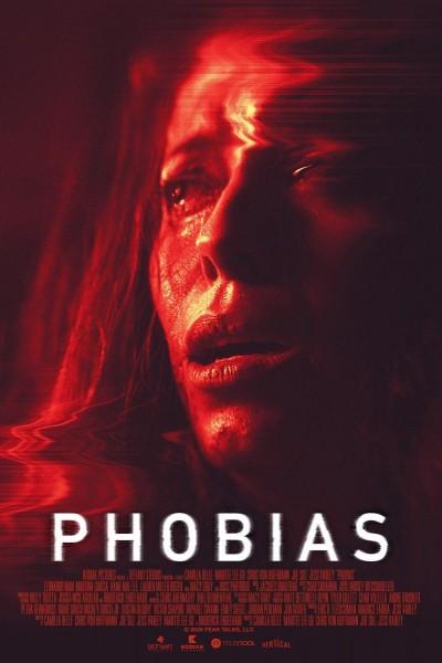Caratula, cartel, poster o portada de Phobias