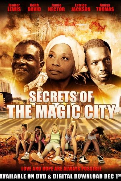Caratula, cartel, poster o portada de Secrets of the Magic City