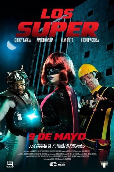 Caratula, cartel, poster o portada de Los Super