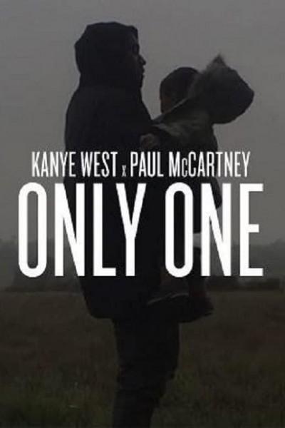 Caratula, cartel, poster o portada de Kanye West feat. Paul McCartney: Only One (Vídeo musical)