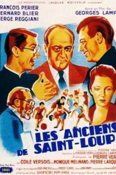 Caratula, cartel, poster o portada de Les anciens de Saint-Loup