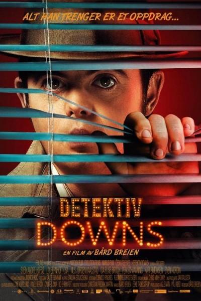 Caratula, cartel, poster o portada de Detektiv Downs