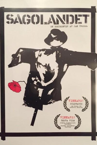 Caratula, cartel, poster o portada de Sagolandet