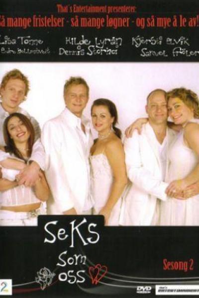 Caratula, cartel, poster o portada de Seks som oss