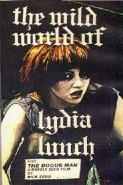 Caratula, cartel, poster o portada de The Wild World of Lydia Lunch