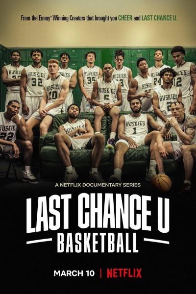 Caratula, cartel, poster o portada de Last Chance U: Baloncesto