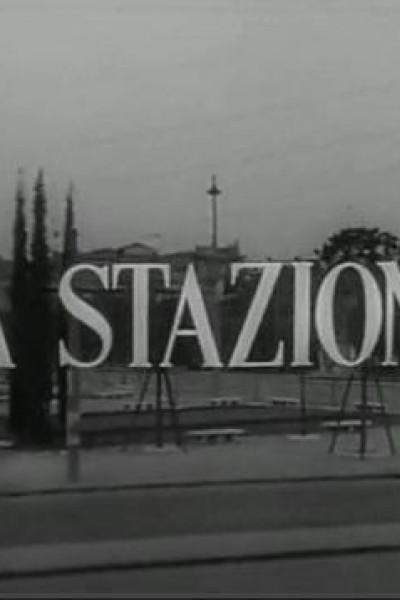 Caratula, cartel, poster o portada de La stazione